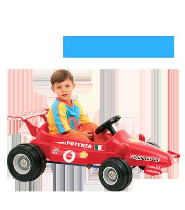 formula 1 com ar: